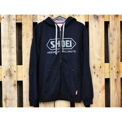 SHOEI ZIP HOODY -0