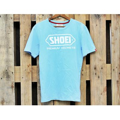 SHOEI T-SHIRT BLUE-0