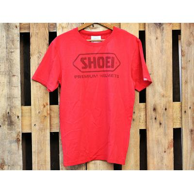 SHOEI T-SHIRT RED-0