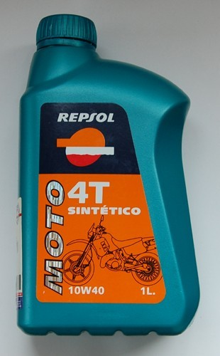 REPSOL SINTETICO 4T 10W40 1L-0