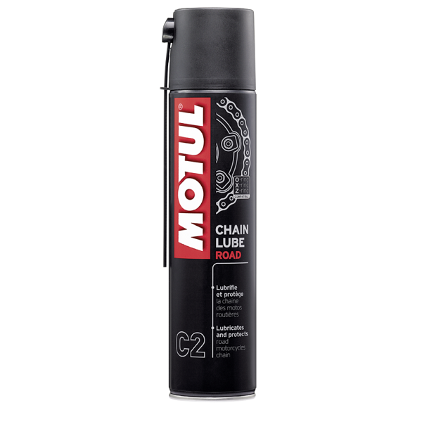 MOTUL CHAIN LUBE ROAD PLUS 400 ml-0