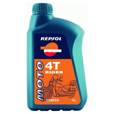 REPSOL RIDER 4T 15W50-0