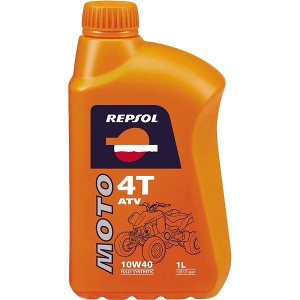 REPSOL ATV 10W40-0
