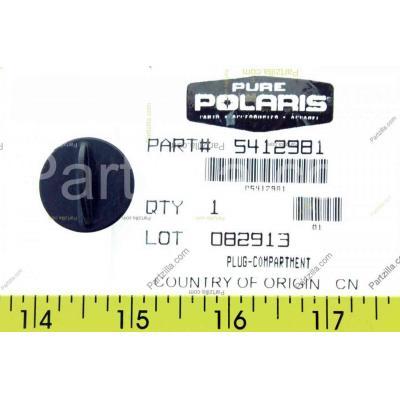 Polaris PLUG-COMPARTMENT-0