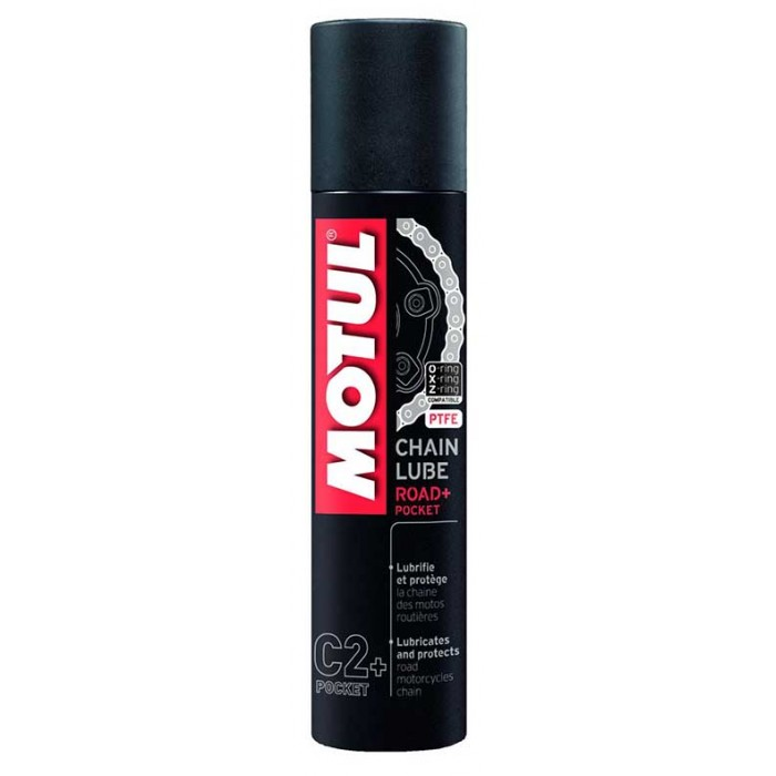 MOTUL CHAIN LUBE ROAD+ POCKET 100 ml-0