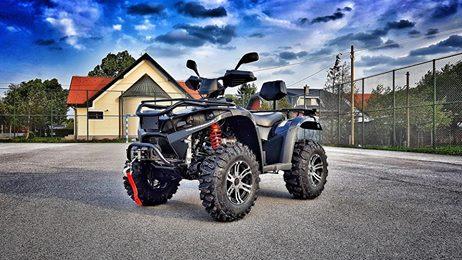 LINHAI ATV 500 4x4 T3-0