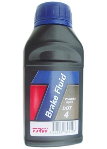 TRW ulje za kočnice 250 ml DOT4-0